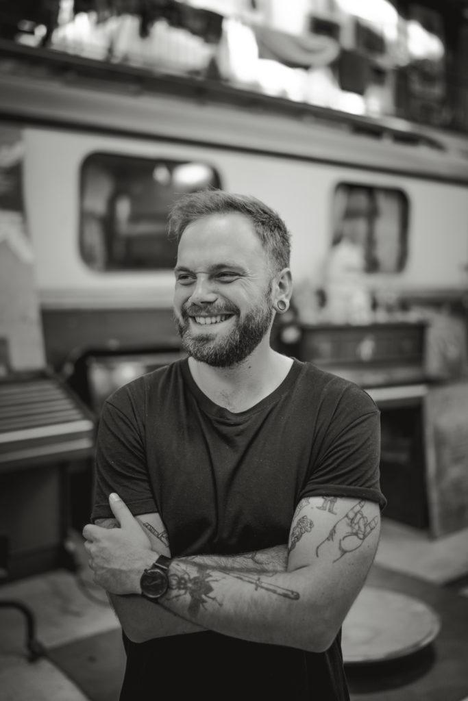Jo Laureys leuchtfeuer booking künstleragentur