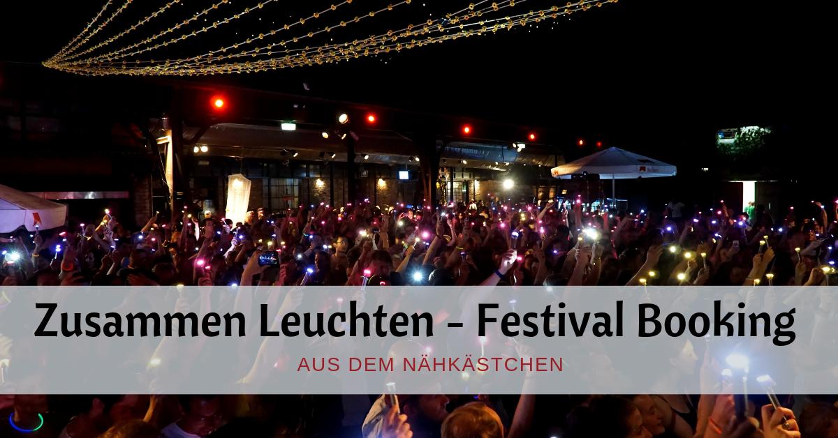 Zusammen Leuchten Festival Booking